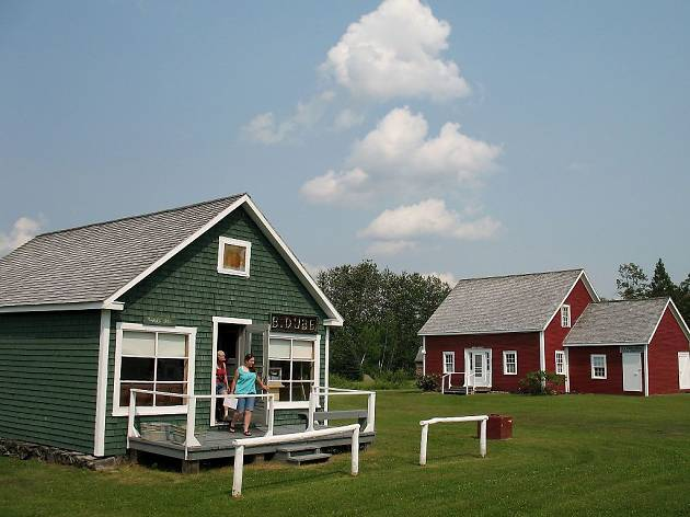 The Acadian Village