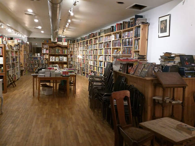 Black Squirrel Books and Espresso Bar