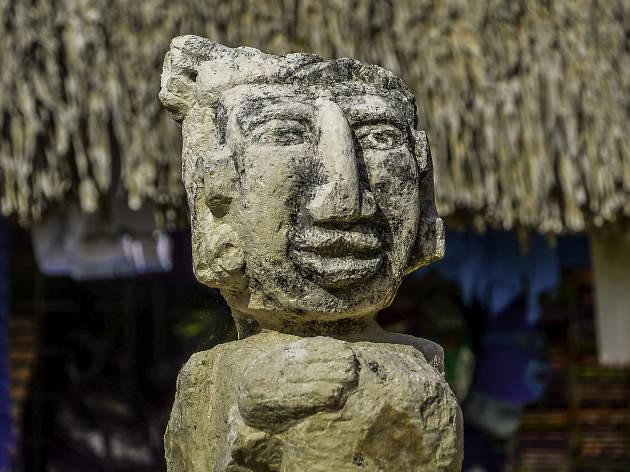 San Gervasio - Cozumel - Mexico