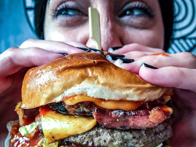Hubbox Burgers - Exeter