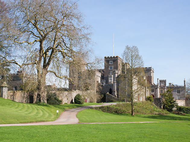 Powderham Castle - Exeter