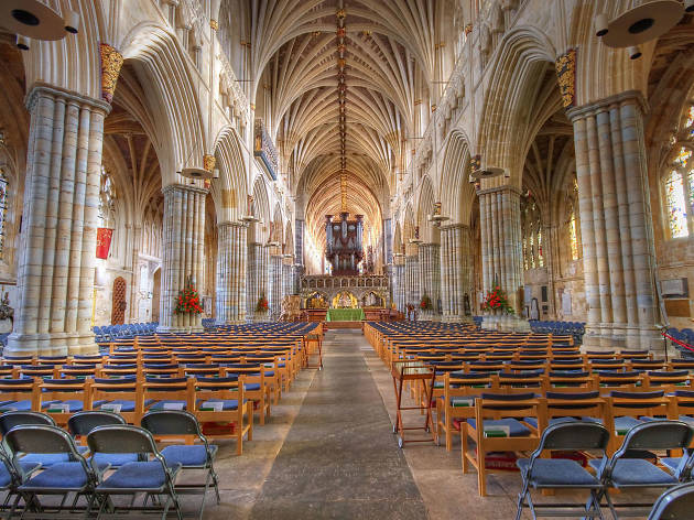 Exeter Cathedral - Exeter