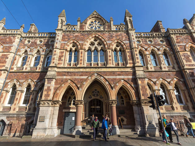 Royal Albert Memorial Museum - Exeter