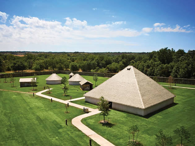 Chickasaw Cultural Center - Oklahoma - United States