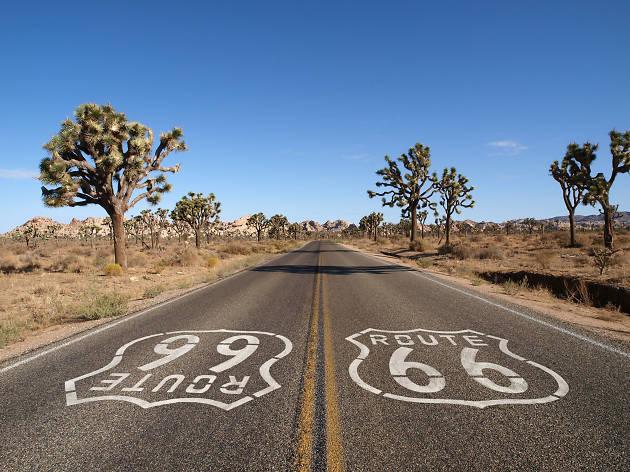 Route 66 - Oklahoma - United States