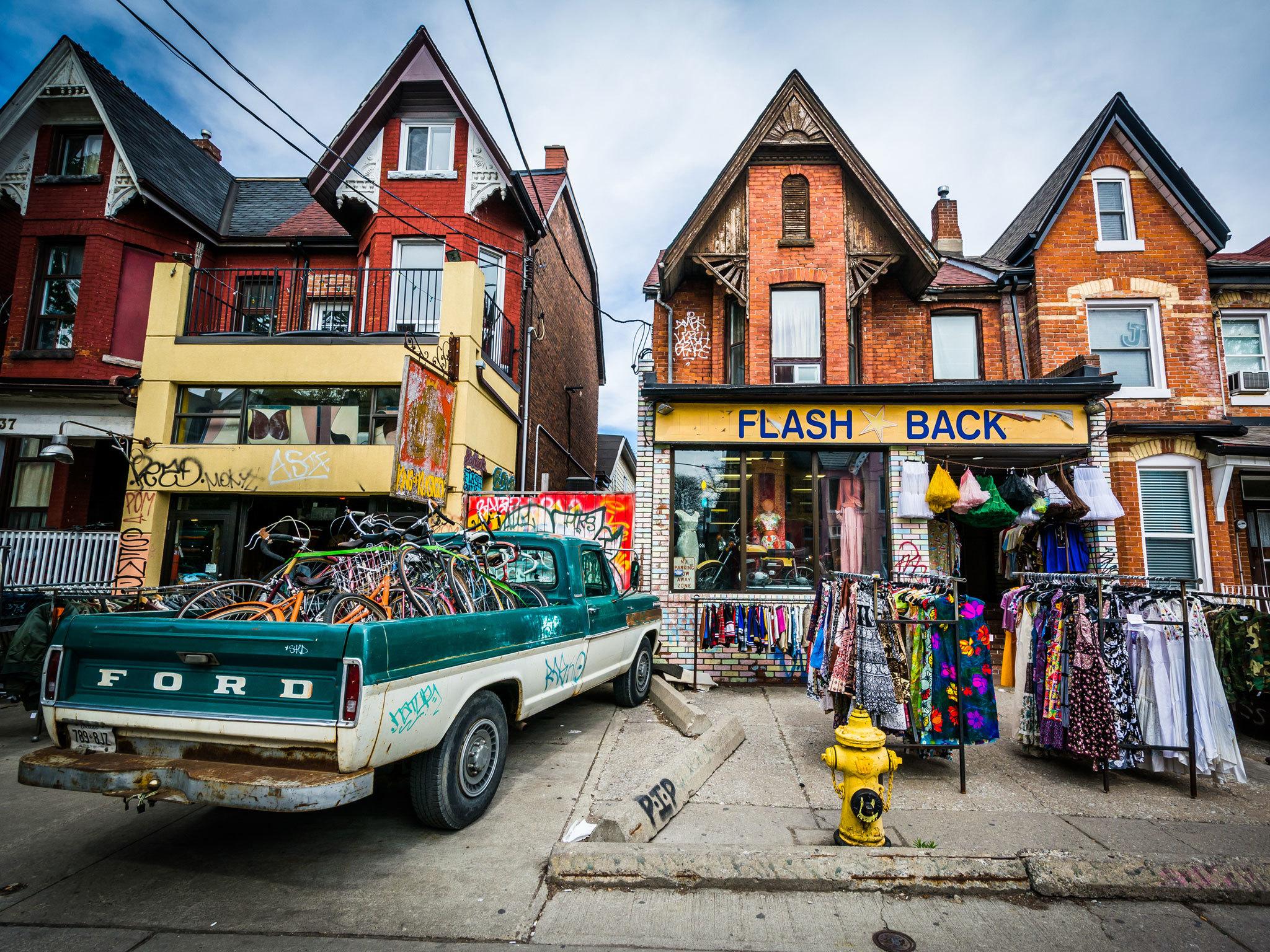 Kensington Market - Ontario - Canada