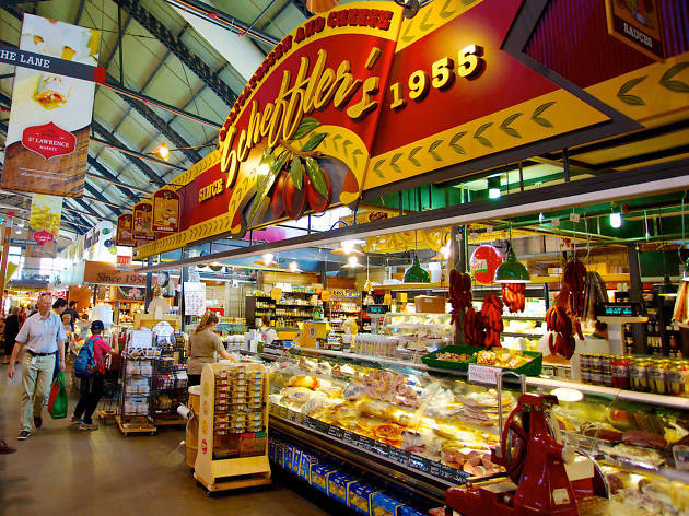 St Lawrence Market - Ontario - Canada