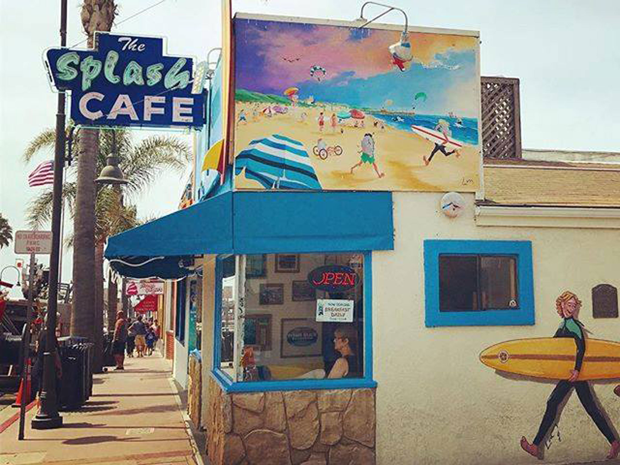 Splash Cafe - Pismo Beach - United States