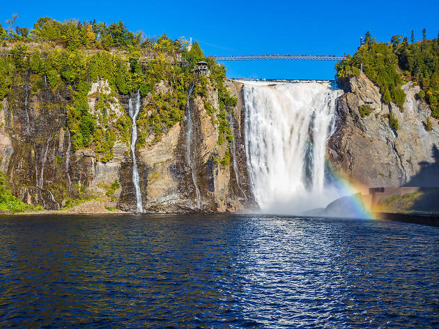 Montmorency Falls EITW