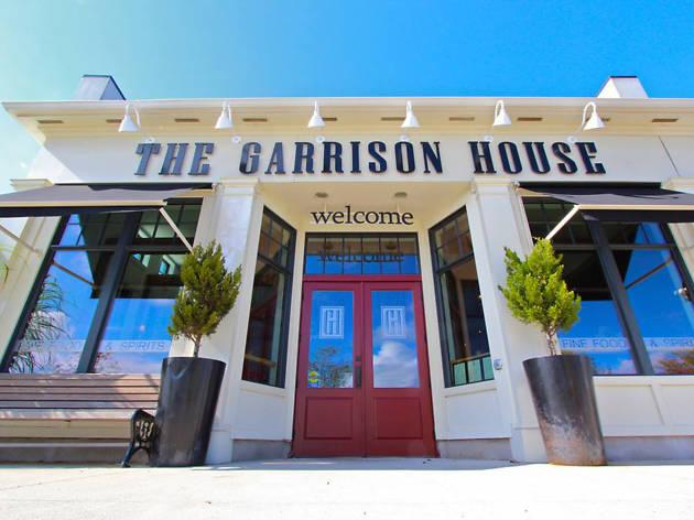 The Garrison House, niagara on the lake, restaurants, EITW