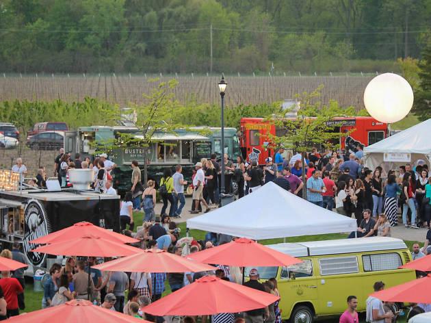 Peller Estates Winery & Restaurant, Niagara on the lake, restaurants, EITW