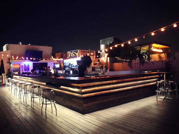 Tantalo Roofbar, EITW