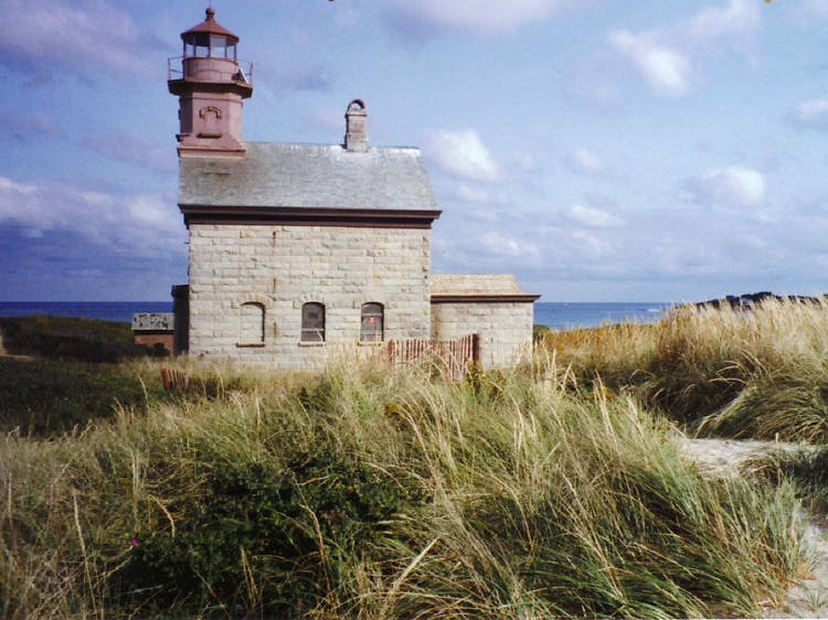 Rhode Island: Perusa Block Island