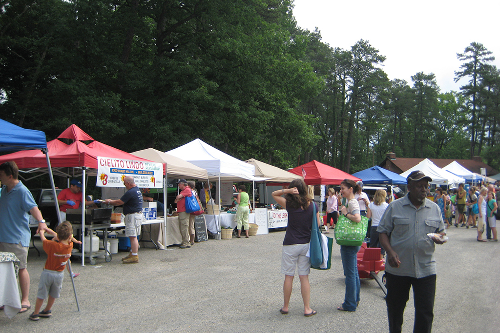 South of the James Farmers' Market