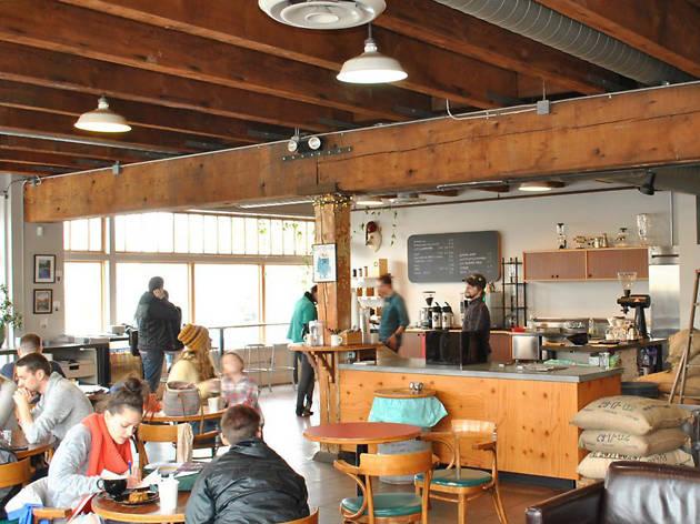 Bluebeard Coffee Roasters, EITW