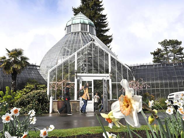 WW Seymour Botanical Conservatory, EITW