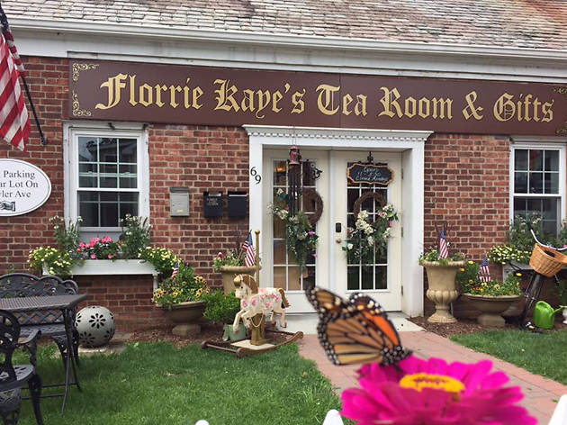 Florrie Kaye's Tea Room, EITW