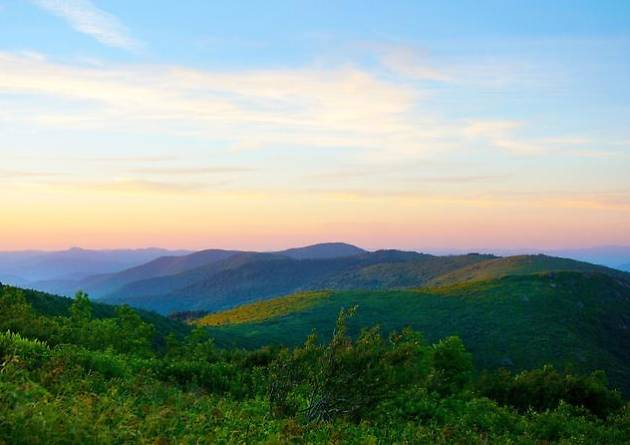 The 13 best things to do in Asheville Black Balsam Knob
