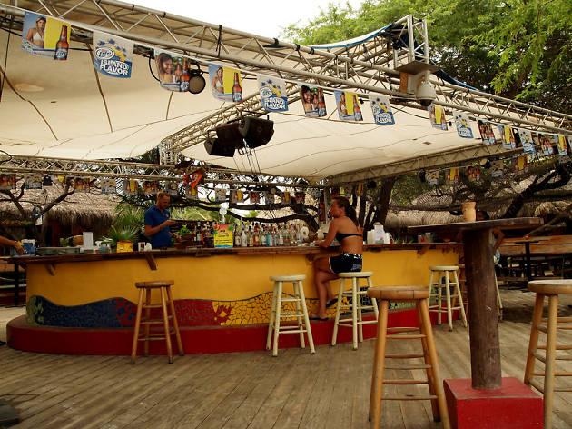 MooMba Beach Bar
