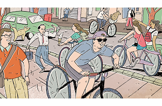 Courtesy calls: bicycle etiquette | Time Out Tokyo
