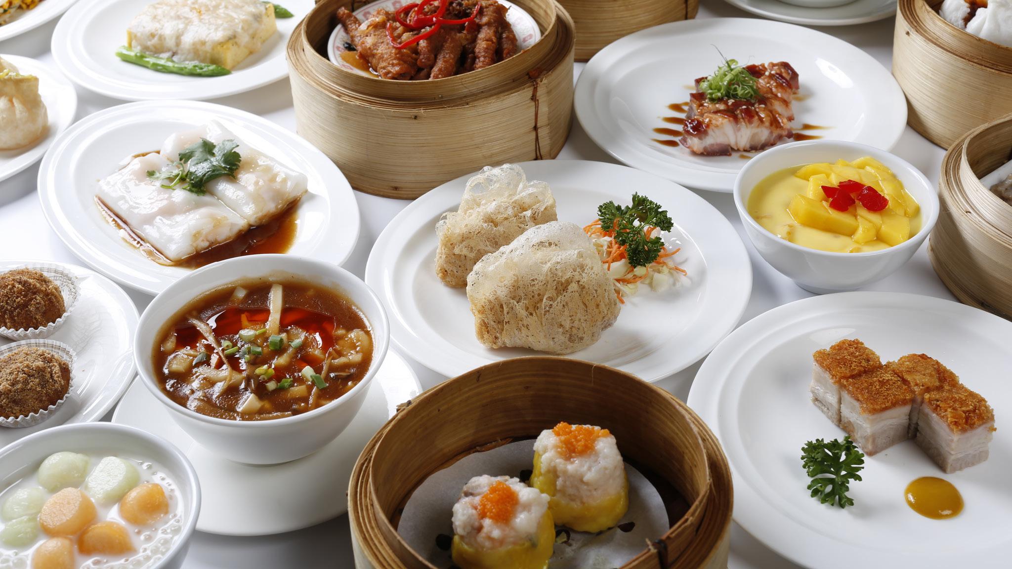 Shang Palace, Chinese food, Dim Sum