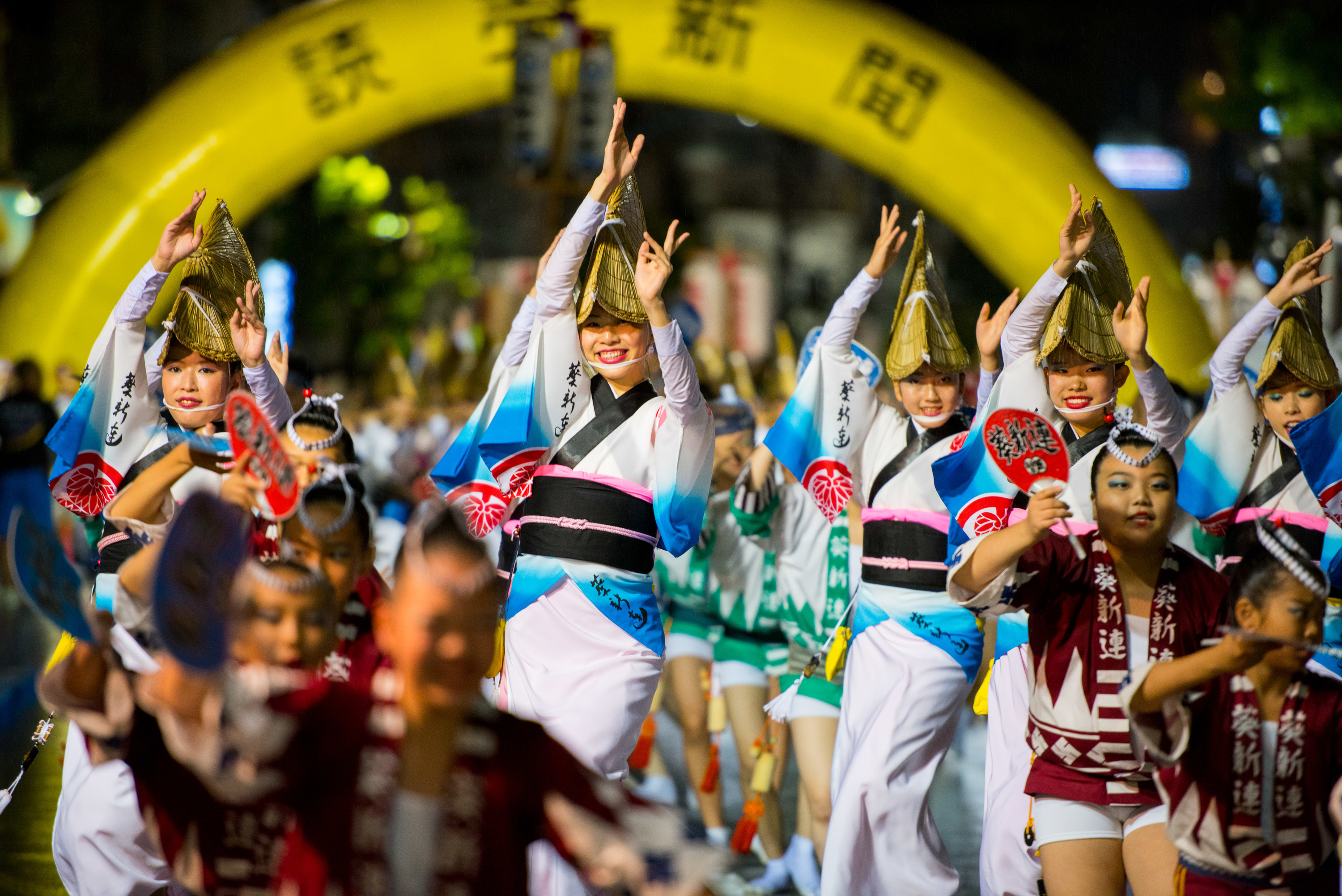 Go dancing at these six traditional Japanese festivals this weekend