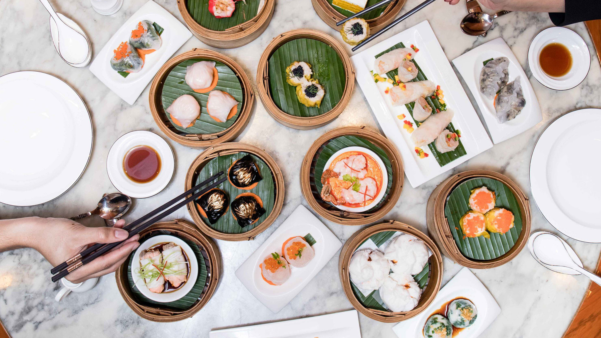 Loong Foong, Dim Sum, Chinese food