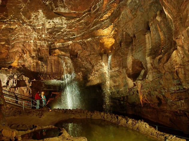 Dan-yr-Ogof Caves, Wales