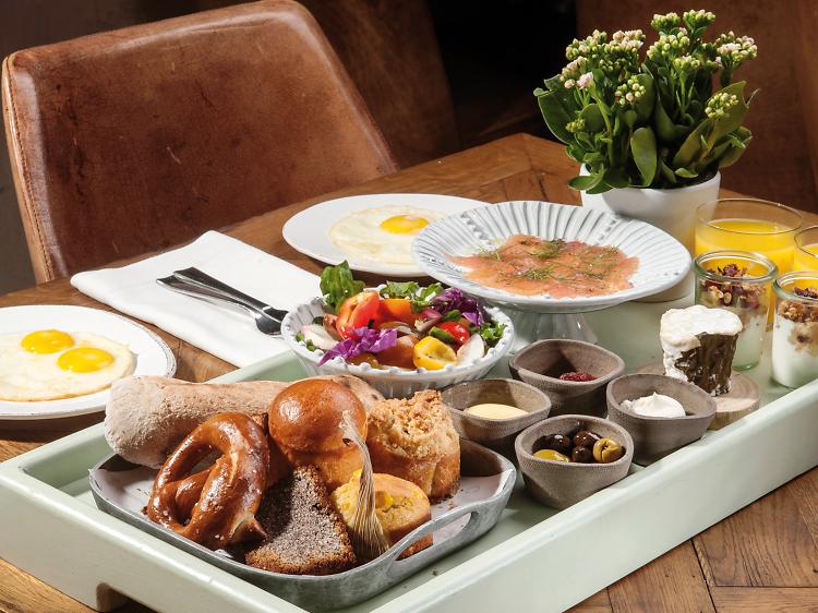 The Best Breakfast in Tel Aviv