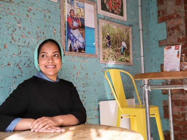 Lakaz Maman restaurant, Southampton