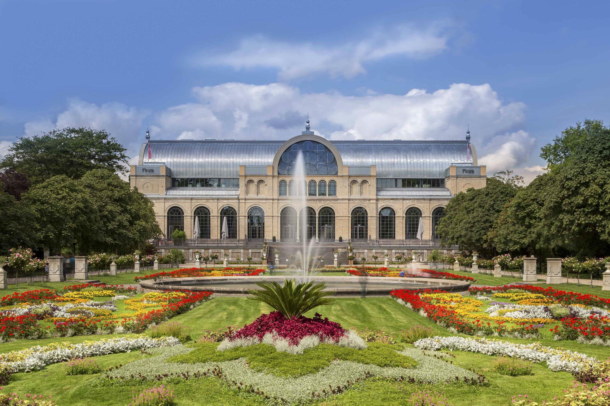 Cologne Botanical Garden, Cologne