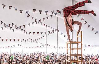 Lagunitas beer circus COMMERCIAL