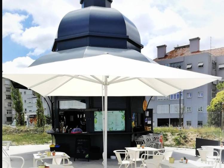 Visitar os três novos quiosque de Lisboa