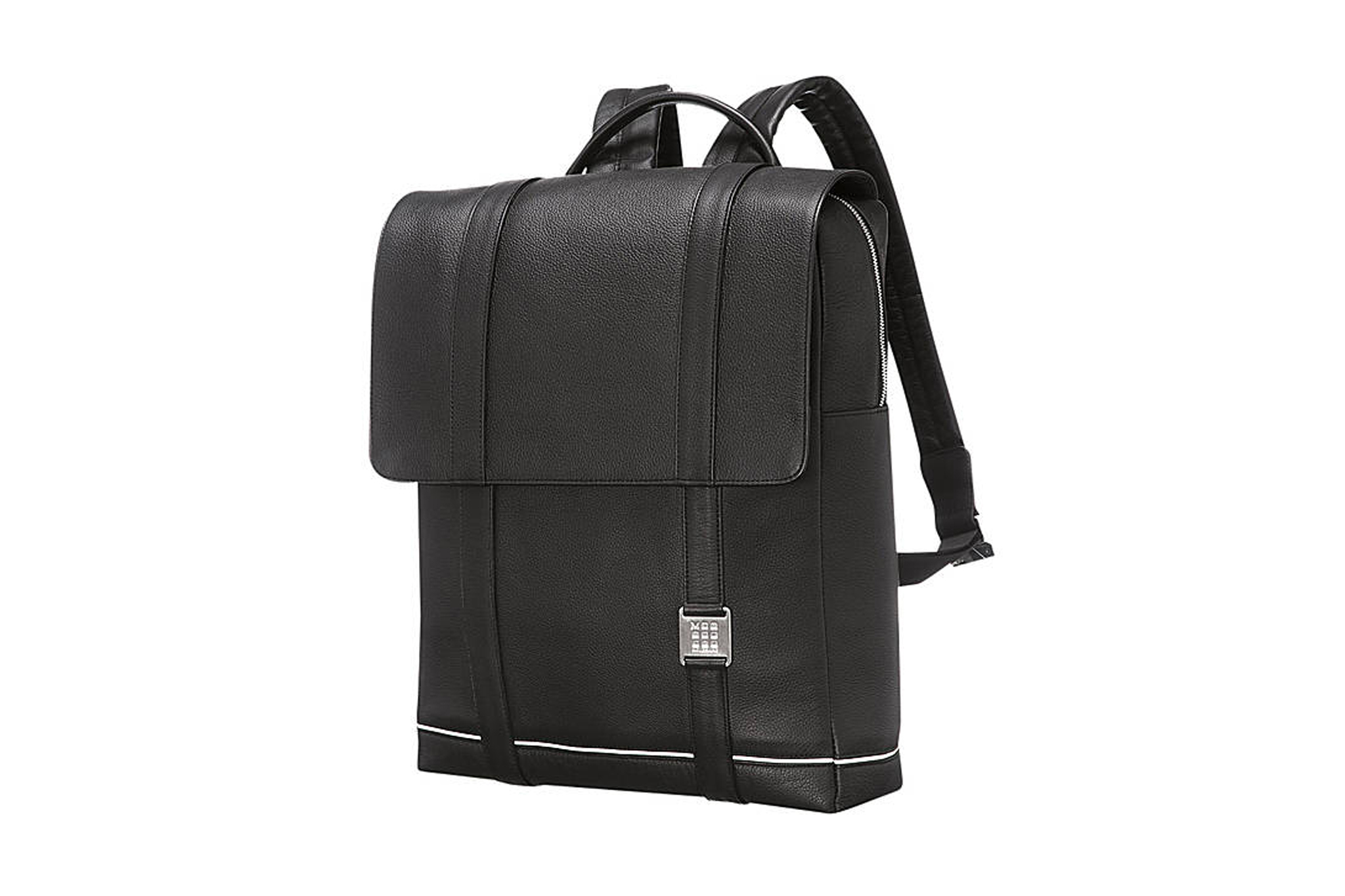 Moleskine Lineage Leather Backpack