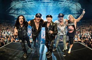 Scorpions & Kiss + Megadeth
