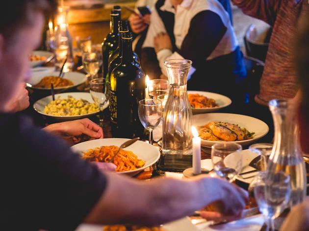 Spaghettata restaurant, Durham
