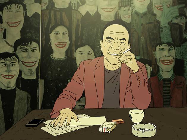 Jian Liu, Que tenga un buen día