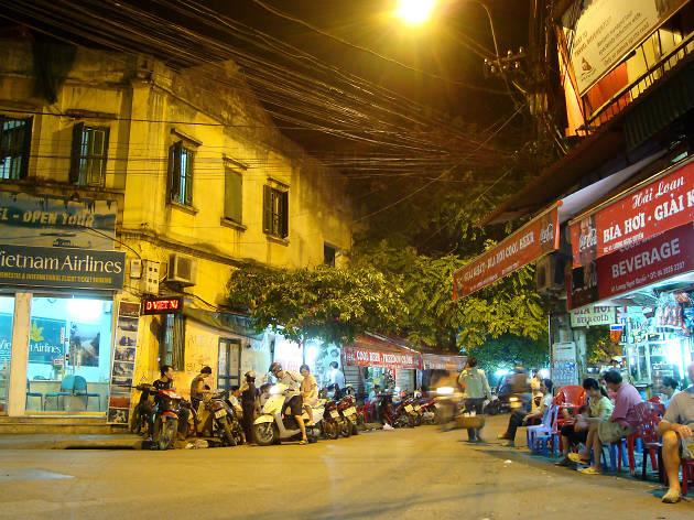 Bia Hoi Junction, Hanoi