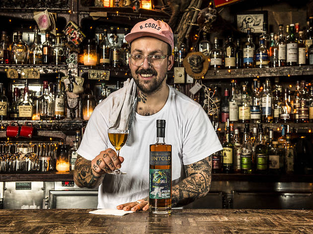 Commercial - Alen Nikolovski, Shady Pines Saloon
