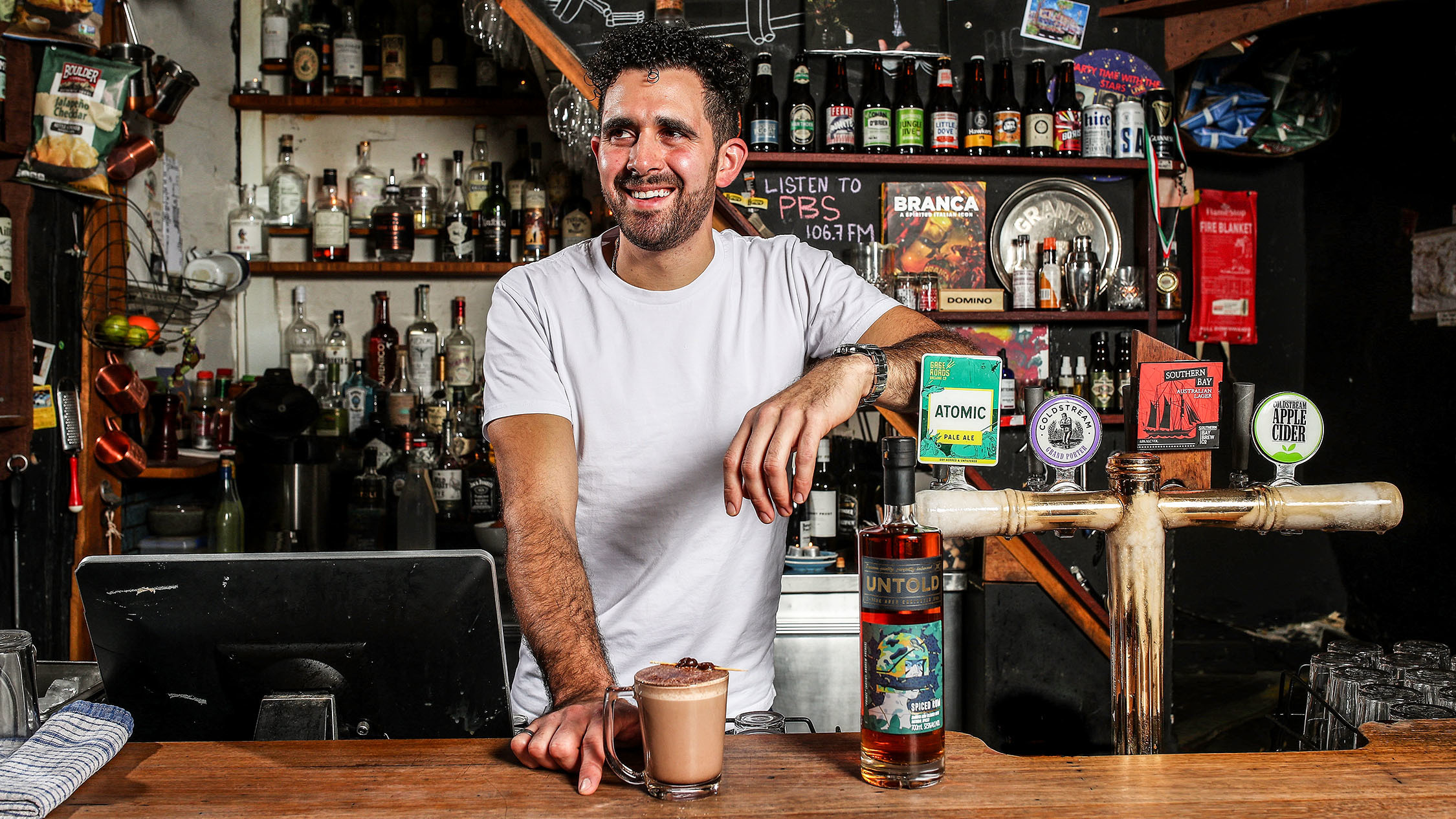Want to win a night out with Untold Rum in some of Melbourne's best bars?