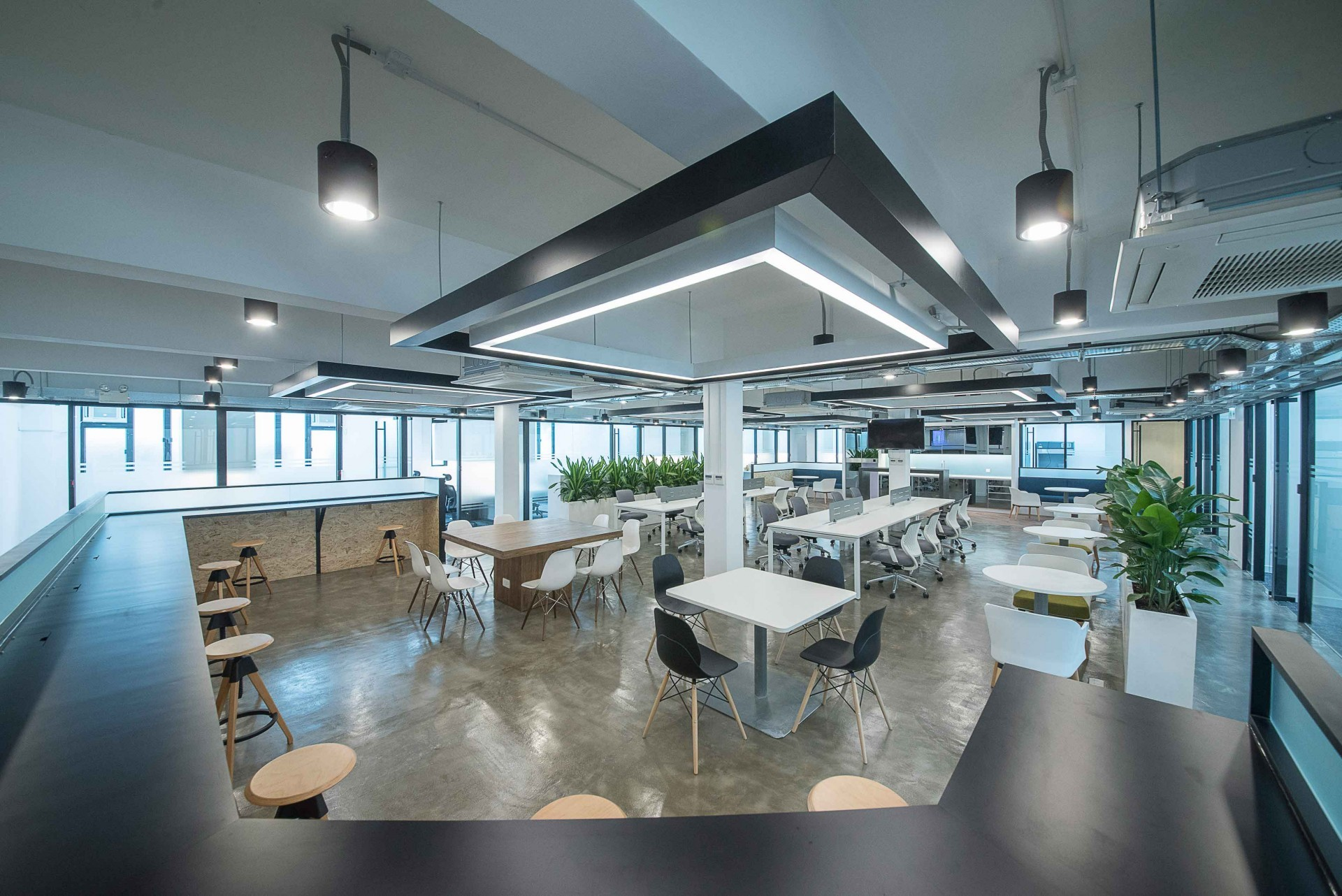 Ooosh coworking space