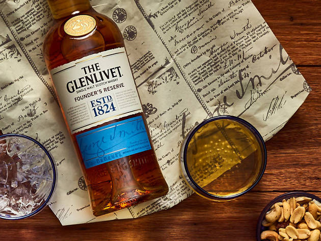 Glenlivet wintertainer