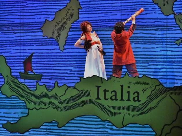Ópera La italiana en Argel