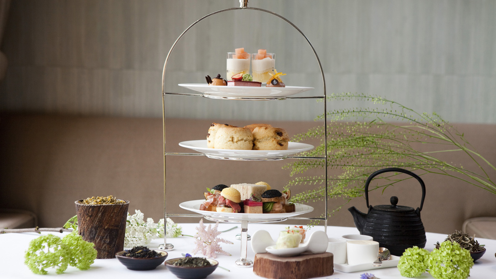 The best afternoon tea menus to try this summer