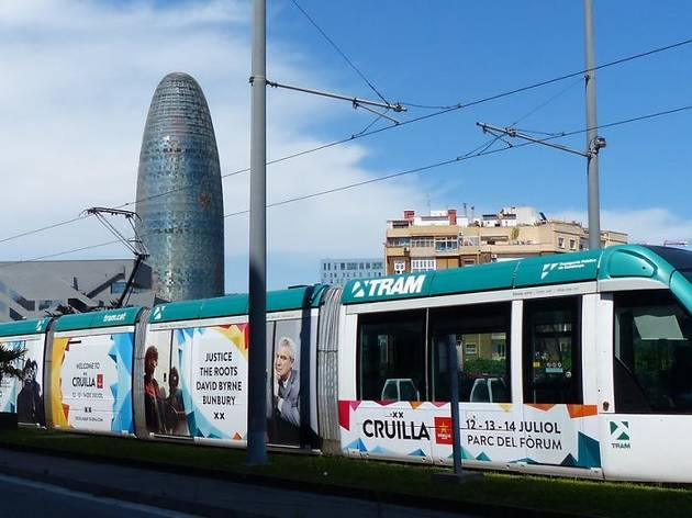 Tram Cruïlla 2018