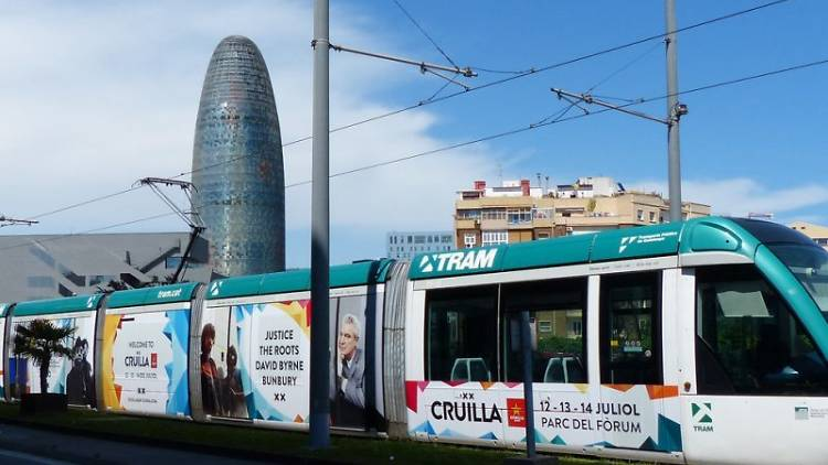 Tram Cruïlla