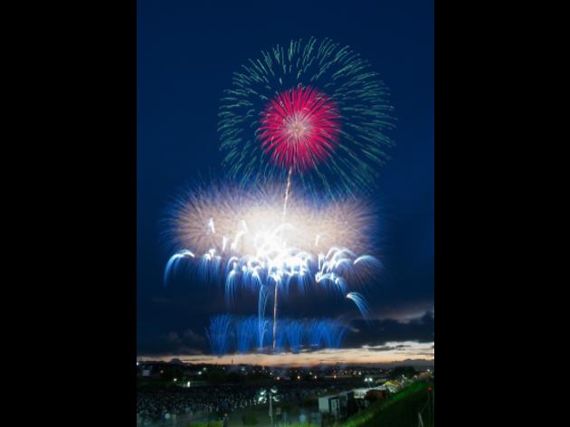 Chofu Autumn Fireworks