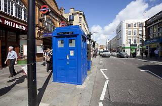 TARDIS EARLS COURT