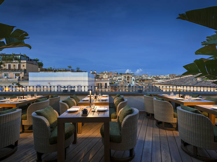 The 13 best rooftop bars in Rome