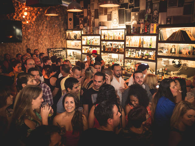 The best bars in Brickell for an epic night out